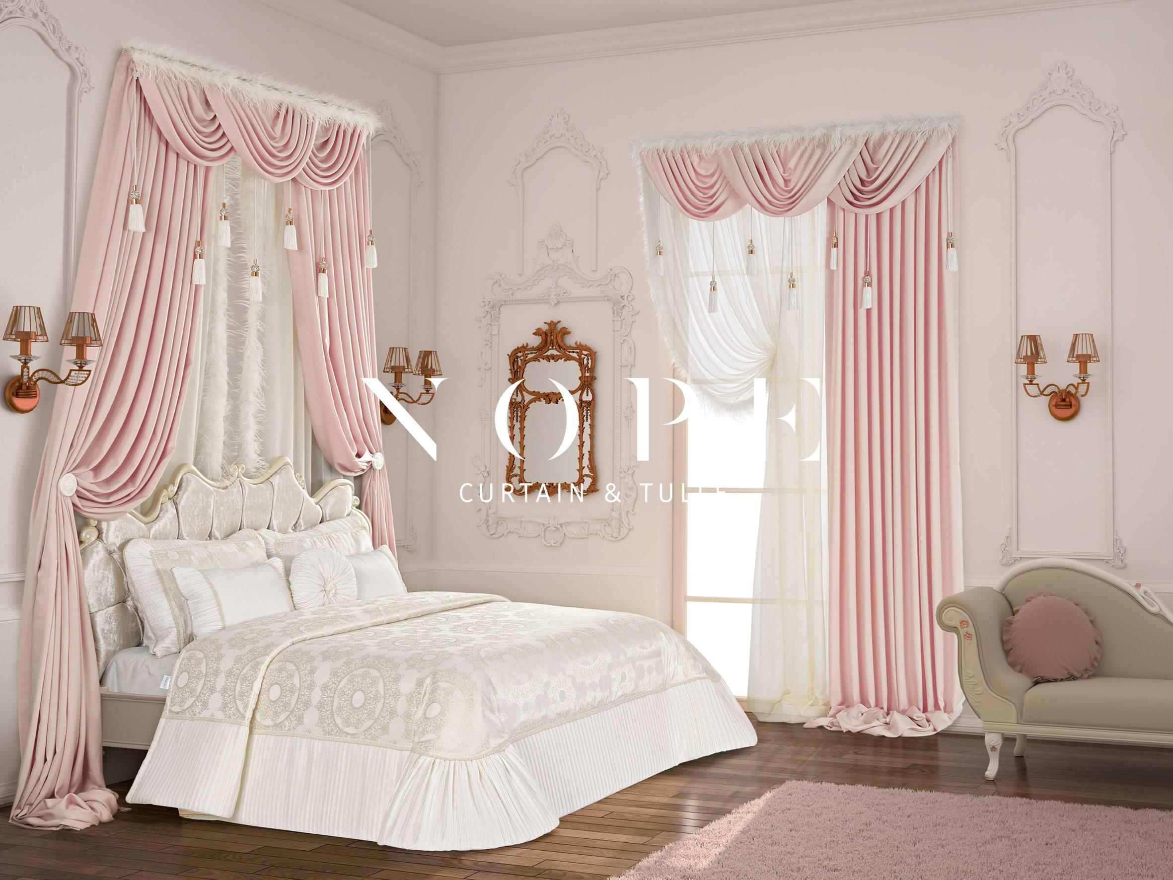 Yatak Odası İçin Perde Seçimi